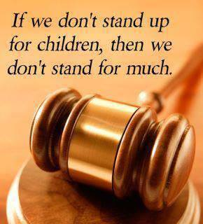 Standing Up For Children