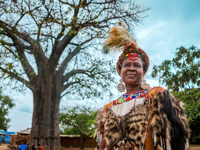 Female chief in Malawi broke up 850 child marriages  in 3 years and sent girls back to school