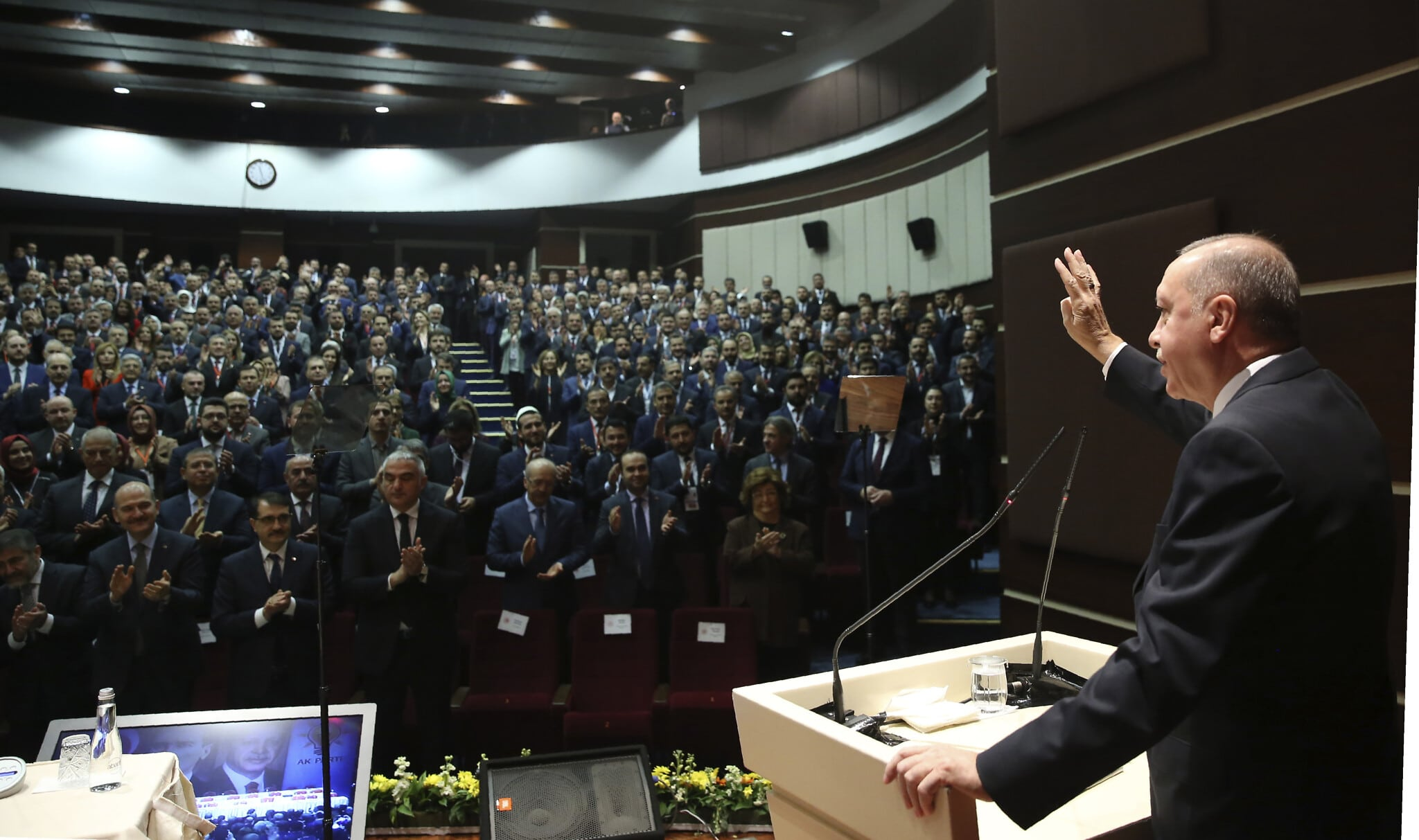 Turkish Parliament votes on sending troops to Libya