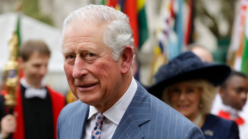 London: Prince Charles tests positive for coronavirus