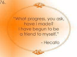 Accept yourself quote