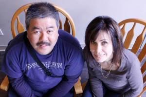 Manny and Sylvia