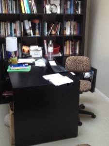 Joanna's office