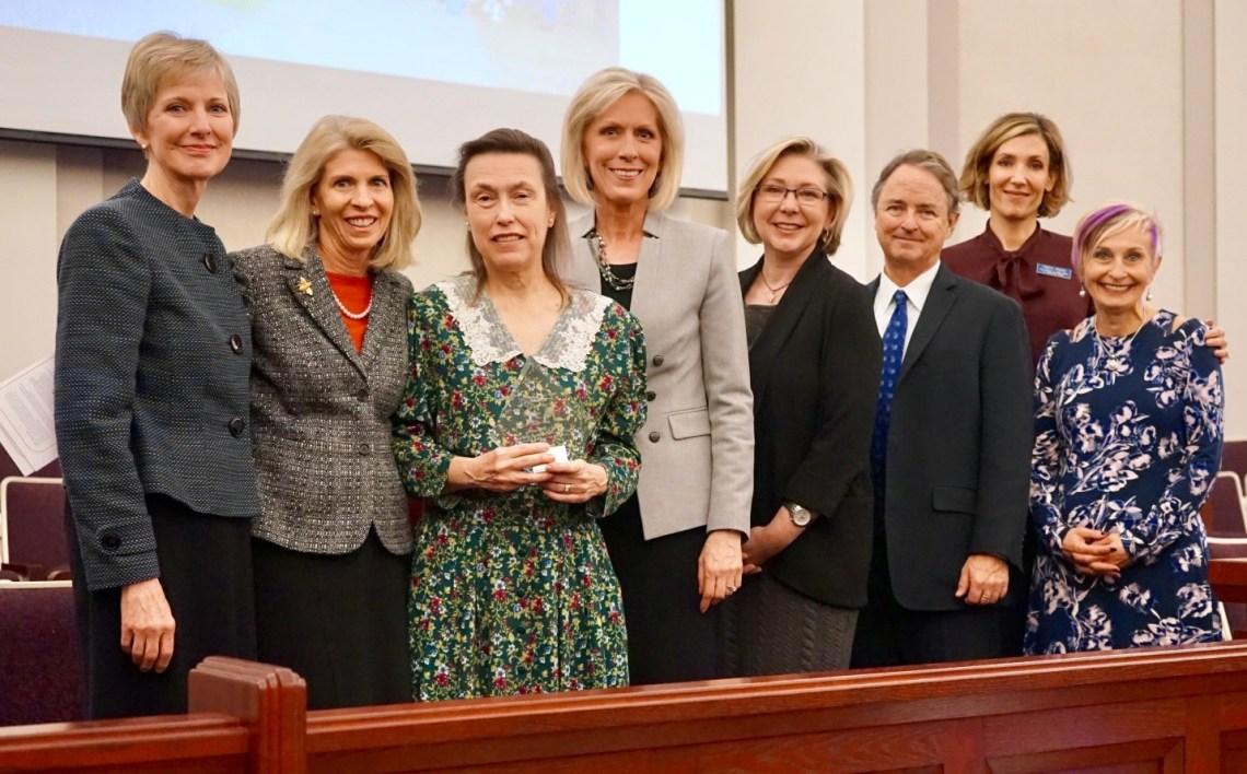 Christine's award 2