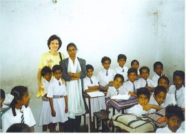 patricia-and-girls-school