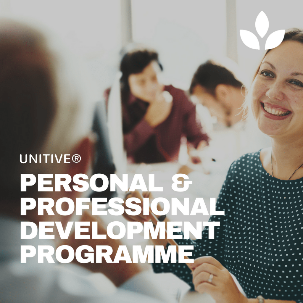 Personal and Professional Development Programme - Personal Development Course