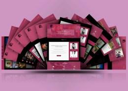 Photography Studio Website Design