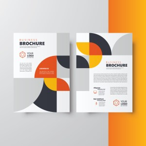 Basic Brochure Design Service