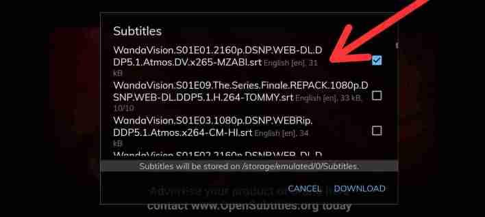 Download subtitles syncler