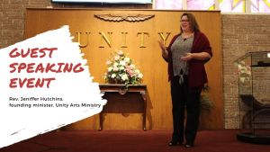 Guest Speaking, Springfield @ Unity Spiritual Center Springfield