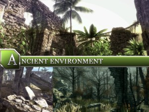 Ancient Environment for free (unityassets4free)