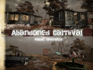 Apocalyptic World Part 1 Abandoned Carnival for free (unityassets4free)