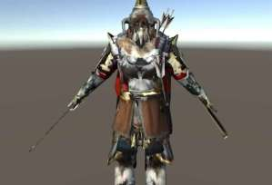 Arteria3d Base Medieval Character