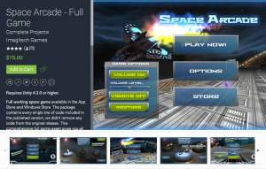 Space Arcade – Full Game