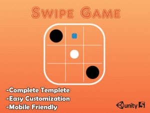 Swipe Game – Complete Ready To Release Template