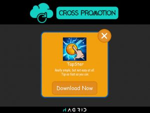 CrossProm – Cross Promotion Tool