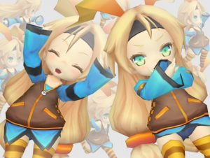 SD Unity-chan Adventure Action Pack