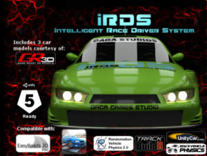 iRDS – Intelligent Race Driver System