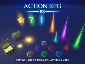 Action RPG FX