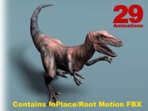 Dinosaur – Velociraptor