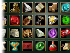Loot Icons Pack Vol.1