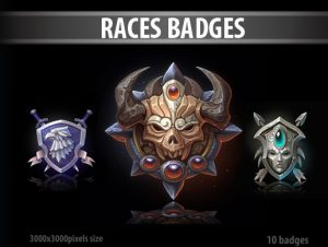 Races Badges