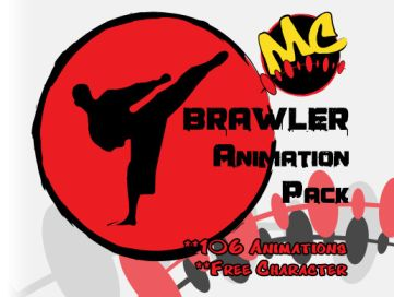 Brawler Animation Pack