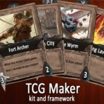 TCG Maker kit and framework