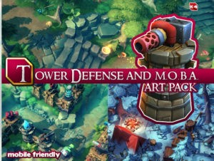 Tower Defense and MOBA