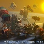 Medieval Enemies Pack
