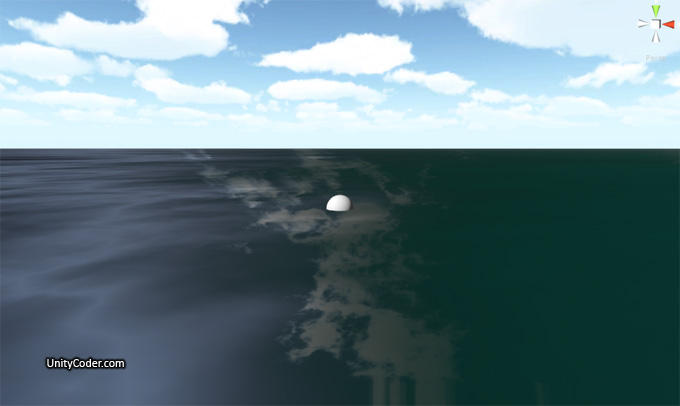 Sea Surface Water Shader « Unity Coding – Unity3D