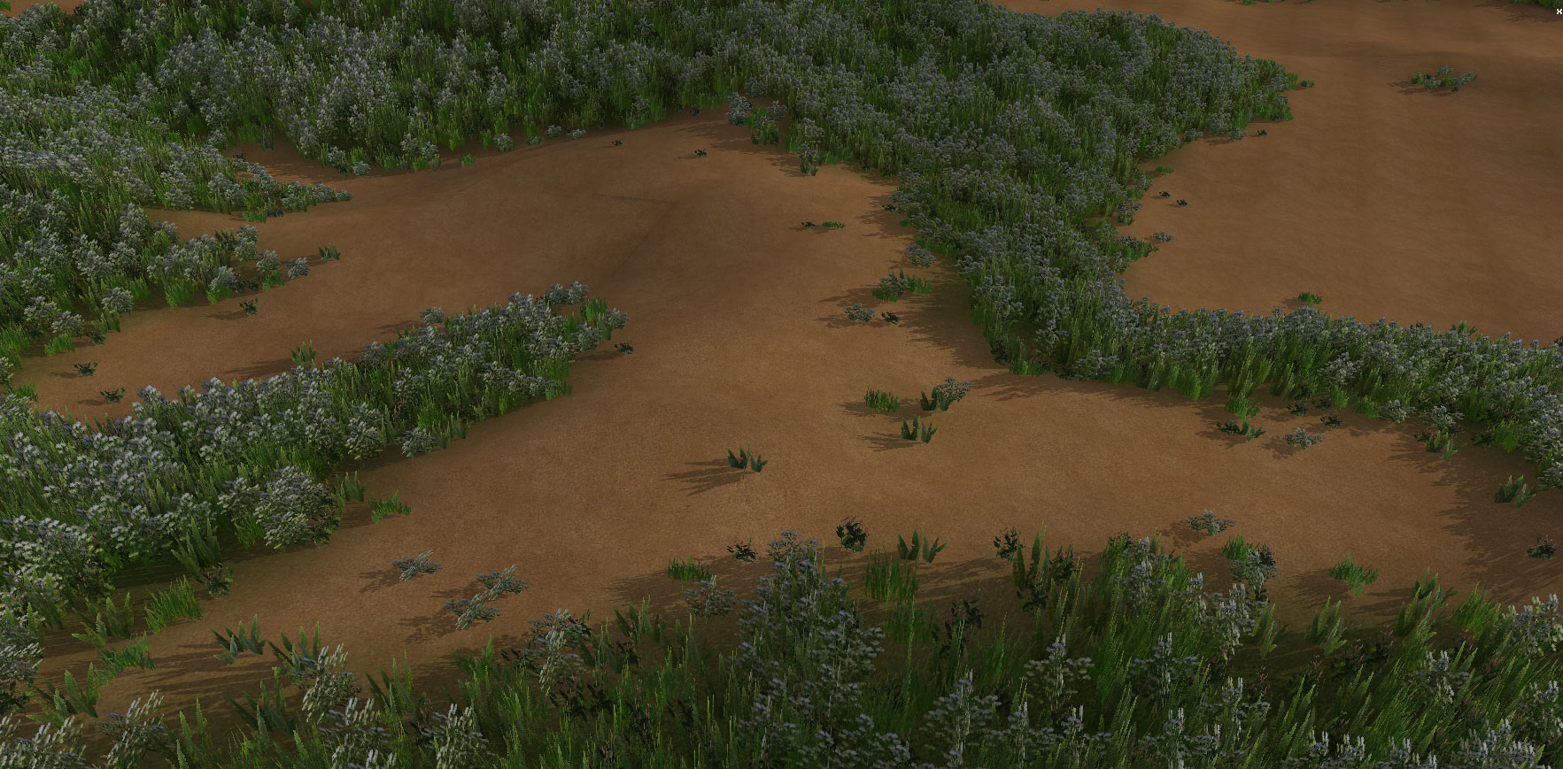 Grass Maker for Mesh Terrain (wip) | Unity Coding - Unity3D