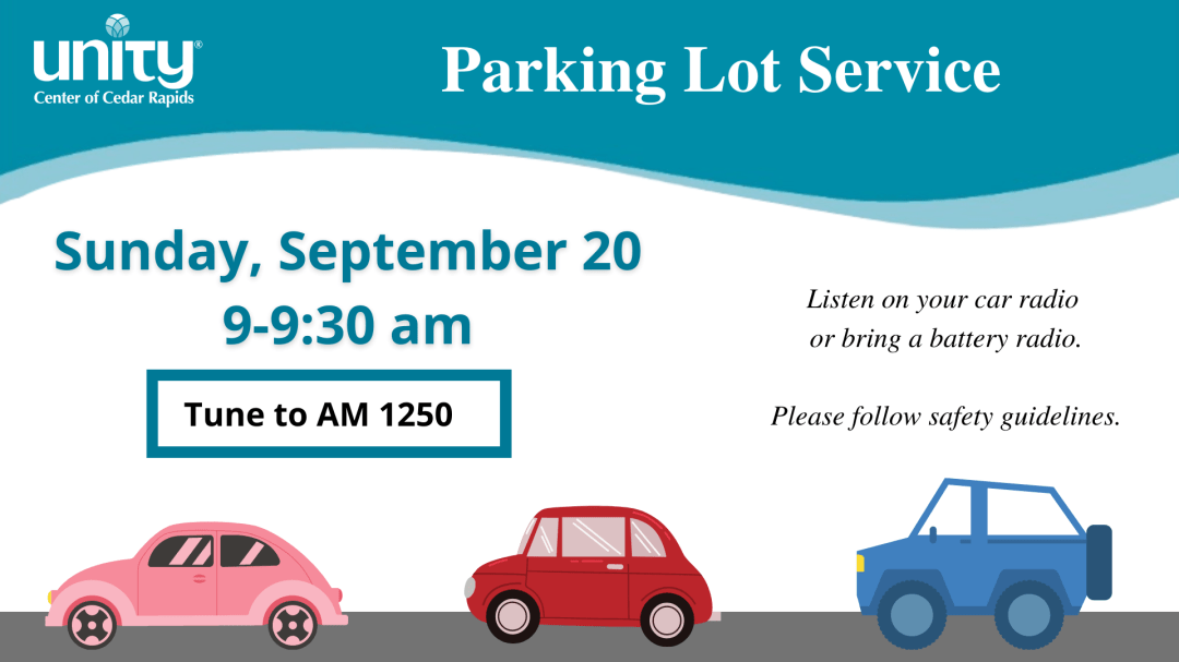 Sept 20 Parking Lot Service