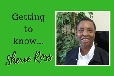 Getting to Know … Sheree Ross