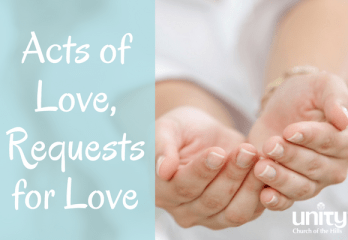 Acts of Love, Requests For Love