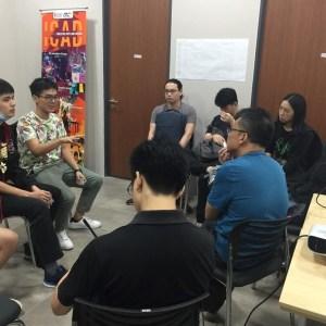 Unity macroverse College Sci-Fi Community