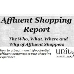 Affluent Shopping Report