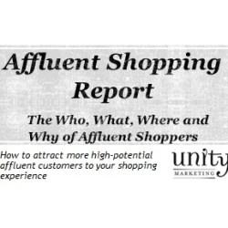 Affluent Shopping Report