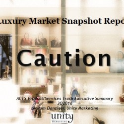 Affluent Consumer Tracking Study Warns Caution for Rest 2016