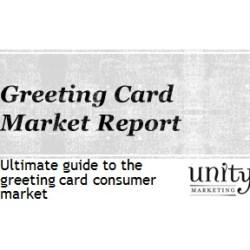 Greeting Card Report