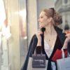Luxury consumer shopping