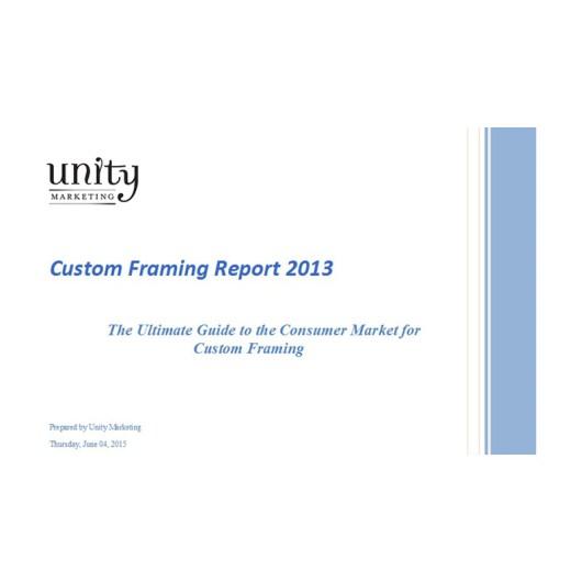 Custom Framing Edition