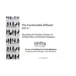 Fashionable Affluent