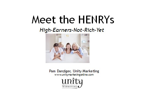 meet the HENRYs video