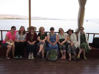 """Girls of Galilee""- the female pastors of NCIP"