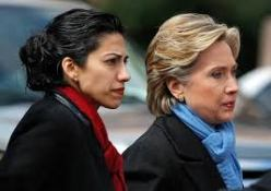 Huma and Hillary soon to be cell mates