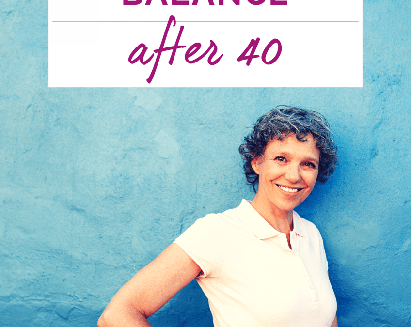 3 Tips for Hormone Balance after 40 | www.unitywellness.com.au