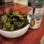 Kale Chips with Pickld Sesame Seasoning | www.unitywellness.com.au