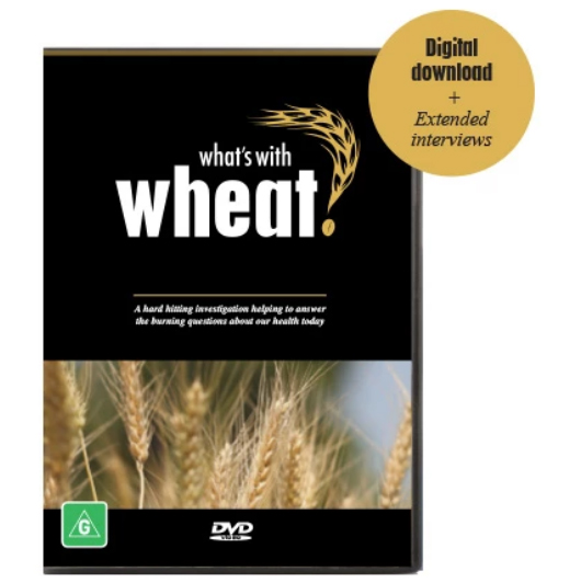 What's With Wheat Digital Extended | www.unitywellness.com.au