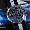 watches for men, univaque-watches, strela cosmoswatch, affordable price, sun ray blue